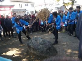 写真:オコワ祭